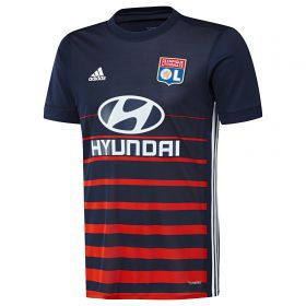 Olympique Lyon Away Shirt 2017-18