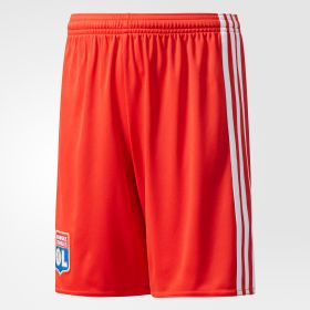 Olympique Lyon Away Shorts 2017-18 - Kids