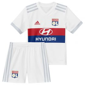 Olympique Lyon Home Mini Kit 2017-18