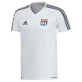 Olympique Lyon Training Jersey - White - Kids