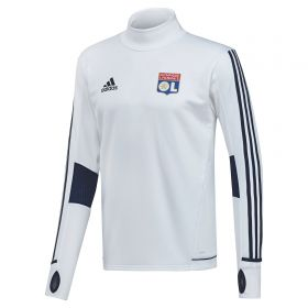 Olympique Lyon Training Top - White