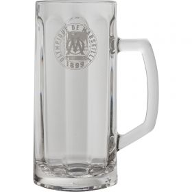 Olympique de Marseille Pint Glass 50 cl