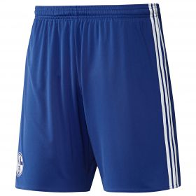 Schalke 04 Away Shorts 2017-18 - Kids