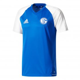 Schalke 04 Training Jersey - Blue