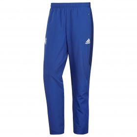 Schalke 04 Training Woven Pant - Blue