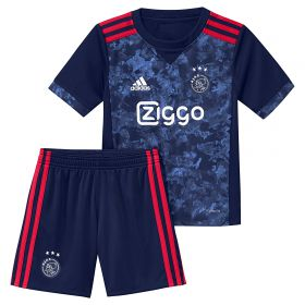 Ajax Away Mini Kit 2017-18