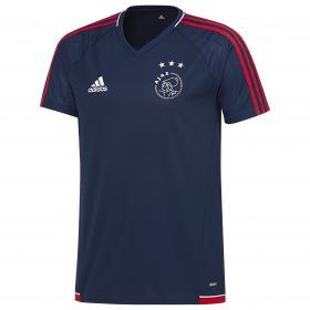 Ajax Training Jersey - Dark Blue
