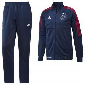 Ajax Training Presentation Suit - Dark Blue