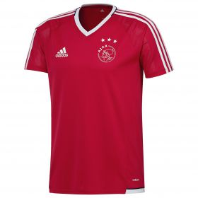 Ajax Training Jersey - Red