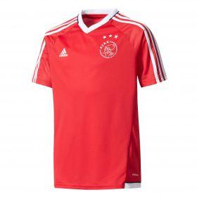 Ajax Training Jersey - Red - Kids