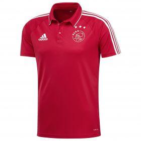 Ajax Training Polo - Red