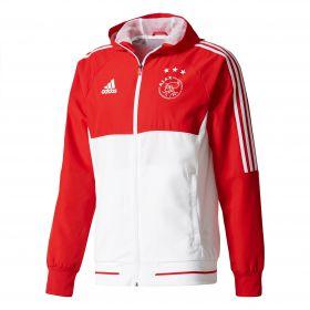 Ajax Training Presentation Jacket - Red