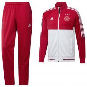 Ajax Training Presentation Suit - Red
