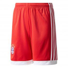 Bayern Munich Home Shorts 2017-18 - Kids