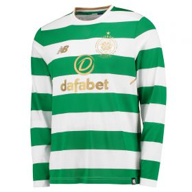Celtic Home Shirt 2017-18 - Long Sleeve