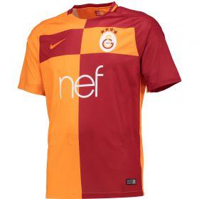 Galatasaray Home Stadium Shirt 2017-18