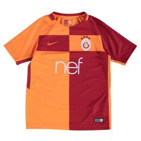 Galatasaray Home Stadium Shirt 2017-18 - Kids