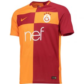 Galatasaray Home Vapor Match Shirt 2017-18