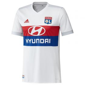 Olympique Lyon Home Shirt 2017-18 - Kids