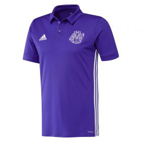 Olympique de Marseille Third Shirt 2017-18 with Khaoui 20 printing