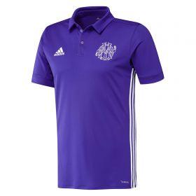 Olympique de Marseille Third Shirt 2017-18 with Patrice Evra 21 printing