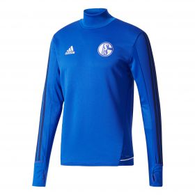 Schalke 04 Training Top - Blue - Kids