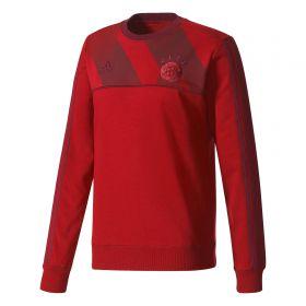 Bayern Munich Sweatshirt - Maroon