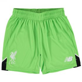 Liverpool Home Goalkeeper Shorts 2016-17