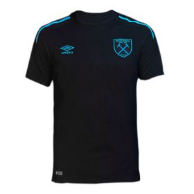 West Ham United Away Shirt 2017-18 - Kids with Carroll 9 printing