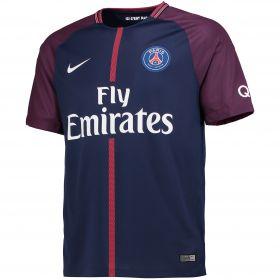 Paris Saint-Germain Home Stadium Shirt 2017-18 with Matuidi 14 printing