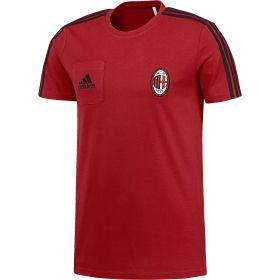 AC Milan Training T-Shirt - Red
