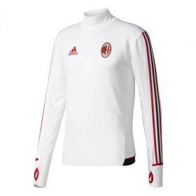AC Milan Training Top - White