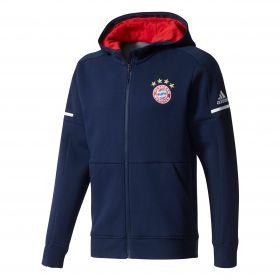 Bayern Munich Away Anthem Jacket - Navy