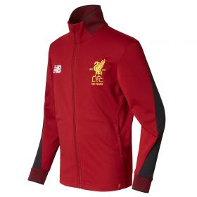 Liverpool Elite Training Presentation Jacket - Red Pepper - Kids