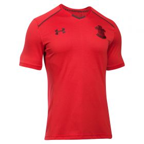 Southampton Training T-Shirt - Red