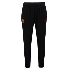 Barcelona Strike Aeroswift Track Pant - Black