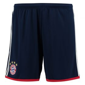 Bayern Munich Away Shorts 2017-18