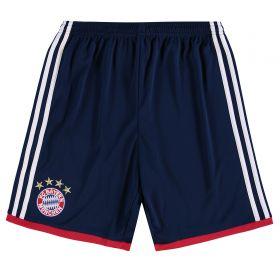 Bayern Munich Away Shorts 2017-18 - Kids