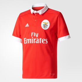 Benfica Home Shirt 2017-18 - Kids