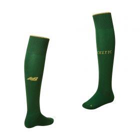 Celtic Away Socks 2017-18 - Kids