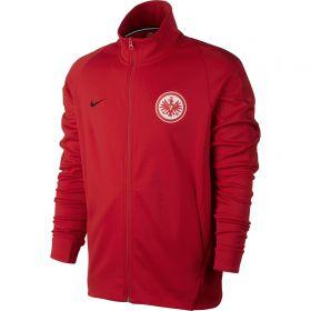 Eintracht Frankfurt Authentic Franchise Jacket - Red