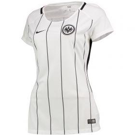 Eintracht Frankfurt Home Stadium Shirt 2017-18 - Womens