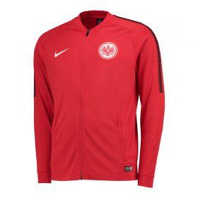 Eintracht Frankfurt Squad Knit Tracksuit - Red