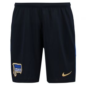 Hertha Berlin Away Stadium Shorts 2017-18