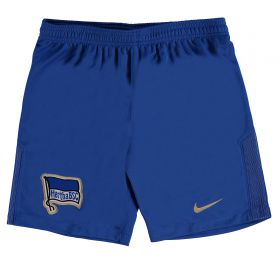 Hertha Berlin Home Stadium Shorts 2017-18 - Kids