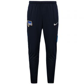 Hertha Berlin Squad Knit Tracksuit - Blue