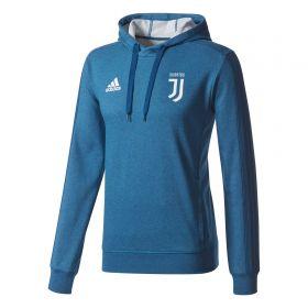 Juventus Training Hooded Sweatshirt - Dark Blue