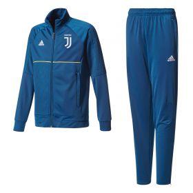 Juventus Training Presentation Suit - Dark Blue - Kids