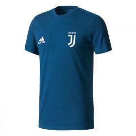 Juventus Training T-Shirt - Dark Blue