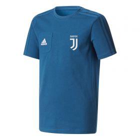 Juventus Training T-Shirt - Dark Blue - Kids